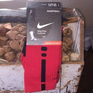 Nike Elite cushioned sock